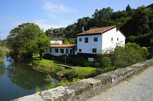 Puente del Pilar - Ribadesella - Asturias