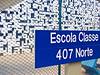 Escola Classe 407 Norte (guilherme@lbuquerque) Tags: brasília arte athos bulcão