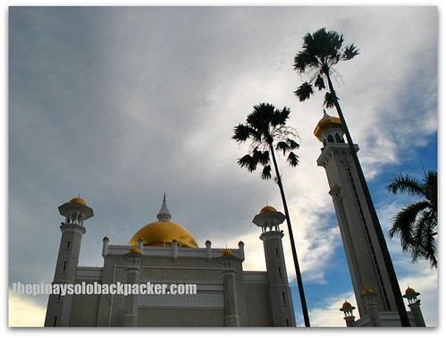 Brunei mosque photo