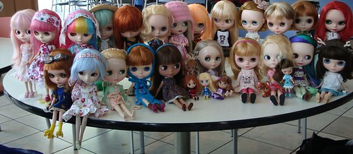 Vancouver Blythe Meet - August 14 2011