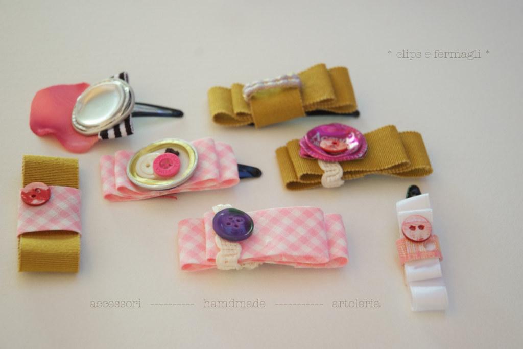 accessori fatti a mano artoleria