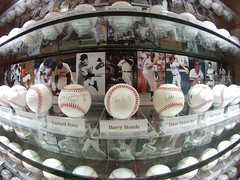 Barry et al (jkorn) Tags: barrybonds sanfranciscogiants autographedbaseballs