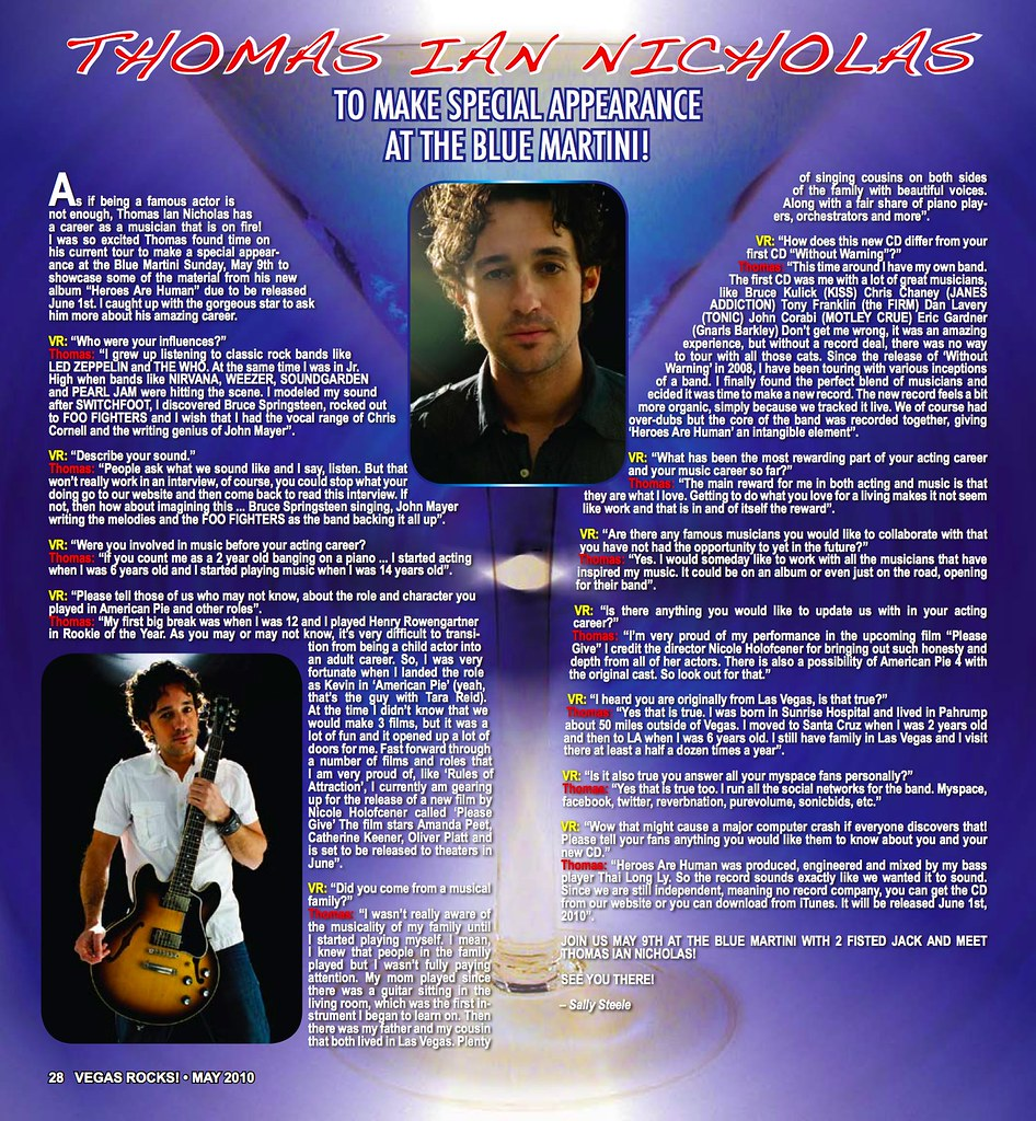 VEGAS ROCKS MAGAZINE