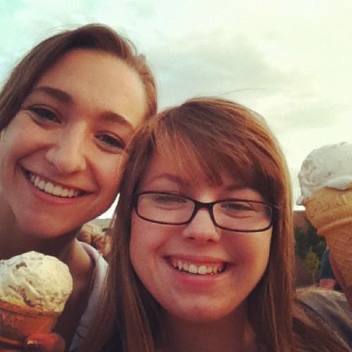 jenny ice cream oval