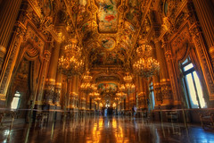 The Grand Foyer (TheFella) Tags: longexposure paris france slr digital photoshop canon eos gold lights golden hall photo high opera europe ledefrance dynamic grand ceiling photograph processing slowshutter palais 5d dslr operahouse opra garnier range foyer hdr highdynamicrange markii palaisgarnier postprocessing parisopera rpubliquefranaise opragarnier charlesgarnier photomatix opradeparis frenchrepublic grandfoyer placedelopra rgionparisienne parisopra parisregion thefella 5dmarkii conormacneill thefellaphotography
