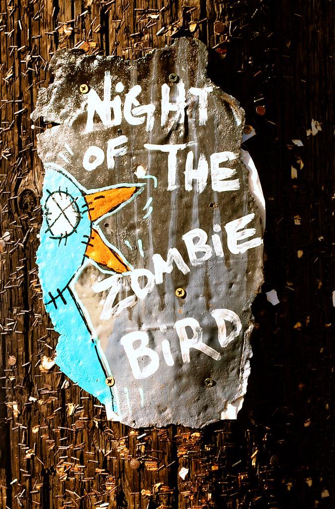 365-27 Zombie Bird