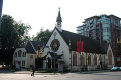 Church of Our Lord (lt_paris) Tags: victoria vancouverisland reise kanada holzkirche blanshardstreet churchofourlord