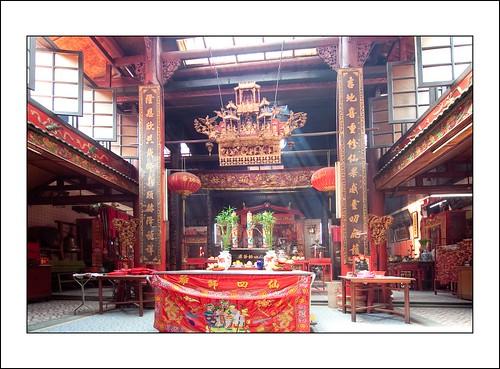 Sze Ya Temple by hans van egdom