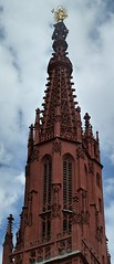 dak00507 (m-klueber.de) Tags: madonna turm wrzburg gotik gotisch hallenkirche 2011 unterfranken marienkapelle mkbildkatalog 20110611 dak00507