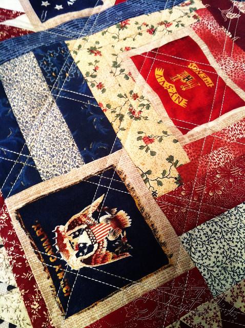 IMG_3075 Gettysburg Battle Flag quilt