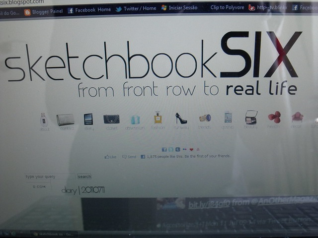 Sketchbook Six