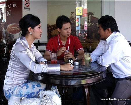 konflik dalam drama Rafael