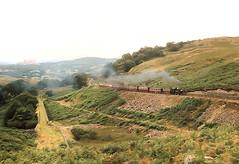 Three Ffestiniog Railway Trackbeds (R~P~M) Tags: uk greatbritain wales train unitedkingdom railway steam disused locomotive snowdonia ffestiniog mountaineer narrowgauge gwynedd alco