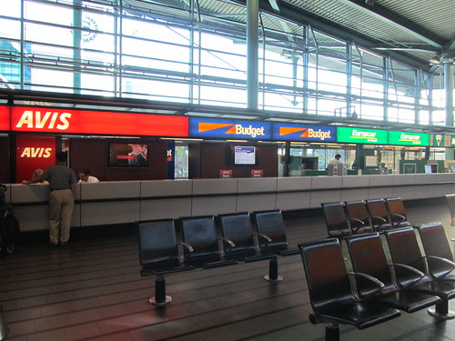 Rental Car Companies In The Amsterdam Schiphol Airport