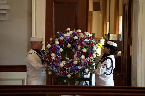 The Presidential Wreath