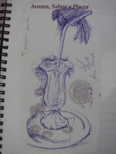 Fernando's sketch