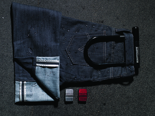 Levi's 511 Skinny Jeans for Commuter Cyclists