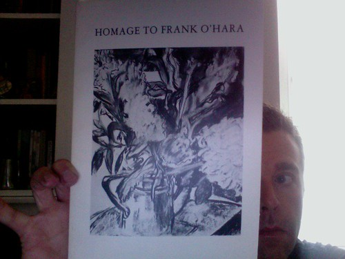 Homage To Frank O'Hara by Michael_Kelleher