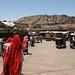La no alto, o forte em Jodhpur