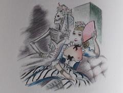 Dignimont - Les Fleurs du Mal (serapias) Tags: bois baudelaire lesfleursdumal gravures angolini dignimont