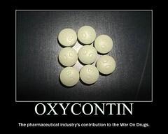d oxycontin demotivator
