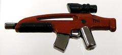Custom Painted Red AC8 (2) (ToyWiz.com) Tags: brick gun arms painted weapon custom ac8 brickarms toywiz
