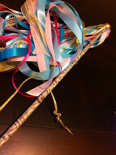 DIY: A Poetry Pixie's Wand Is Not Complete Without Bells by Sanctuary-Studio