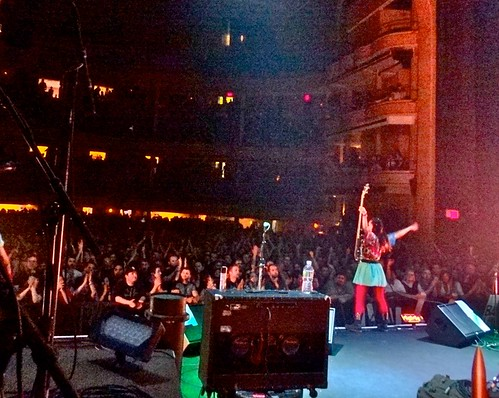 New York City, NY: Hammerstein Ballroom