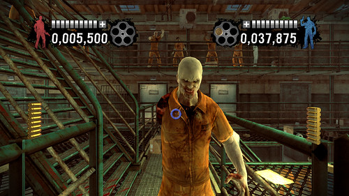 The House of the Dead: Overkill For PS3 Detailed