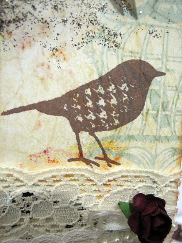 Birdsong Tags (detail)