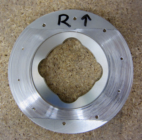 Right Fuel Cap Flange, Now With Flats