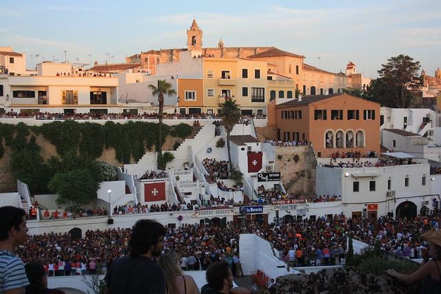 Jocs d'es Pla Ciutadella Menorca