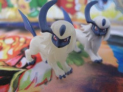 IMG_2233 (Copier) (pkm_absolution) Tags: kids shiny center plush figure pokemon shiney figurine tomy collector customs bandai peluche banpresto absol chromatique