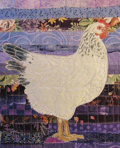 Delaware hen