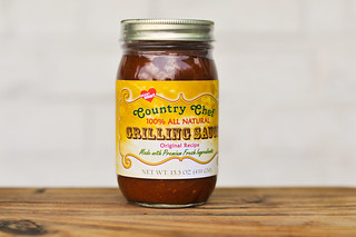 Sauced: Country Chef Grilling Sauce Original Recipe