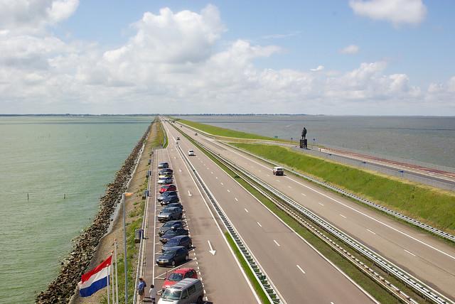 Netherlands 2011 overview 14 Afsluitsdijk