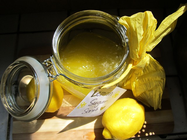 Lemon Sugar Scrub (11)