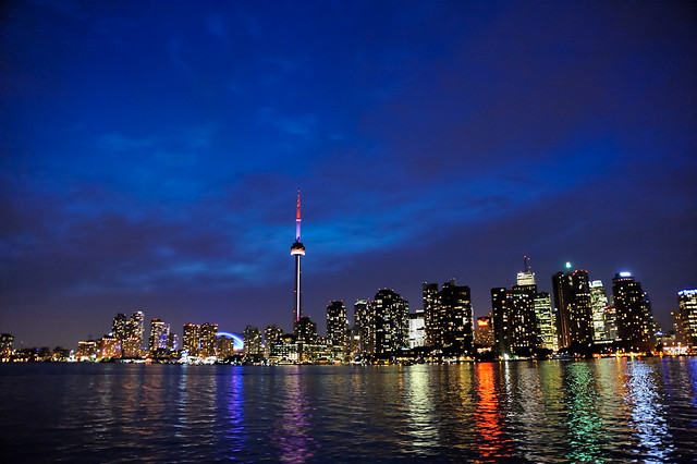 Toronto by Night