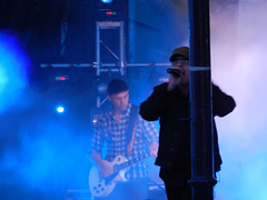 Rattle and Hum gig at Bray Summerfest 2011