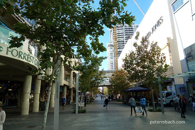 A stroll through Perth