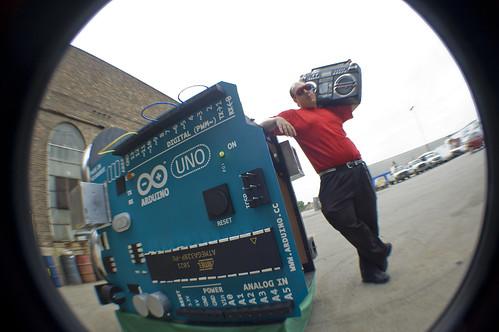 Giant Arduino