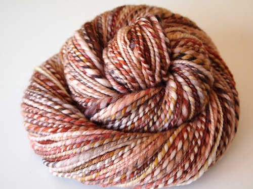 TdF day 16-Petey Pete-sw merino-2-ply- 120yds