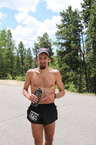 Leadville Silver Rush 50 Mile Trail Run 2011