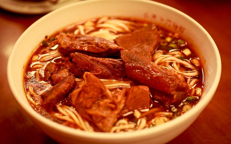 永康紅燒牛肉麵