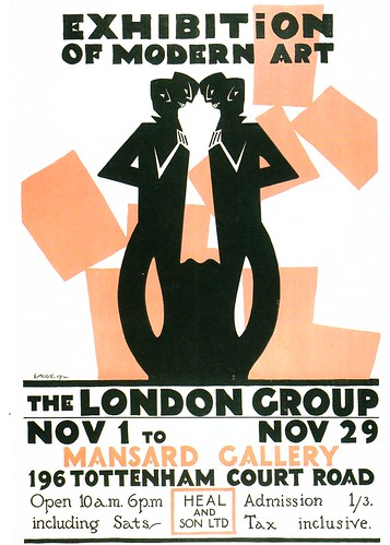 3. Exhibition of Modern Art, the London Group