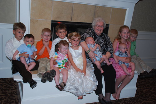 Great Billie & her Great Grandkids