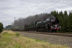 Tchou! (Tchou') Tags: train steam p17 vapeur 241p17 241p