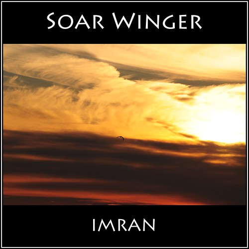 Soar Winger (Prayers Appreciated) - IMRAN™ — 350+ Views! by ImranAnwar
