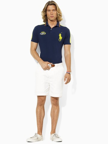 2001 US Open: Polo Ralph Lauren collection