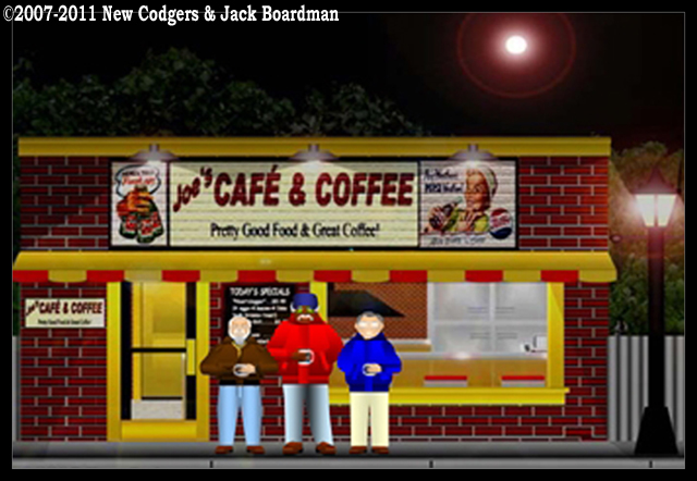 The Original Joe's Cafe & Coffee 2007